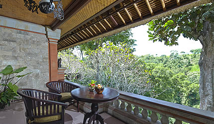 hotel tjampuhan Superior-Agung-Room terrace