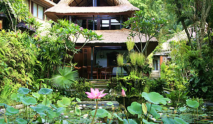 Walter Spies House Hotel Tjampuhan Spa Official Site